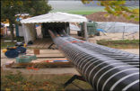 Agruline Piping Systems Rehabilitation of Drinking Water Pipeline LONSEE-HALZHAUSEN