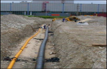 Agruline Piping Systems BMW is using AGRU piping and fitting systems in construction stage VII