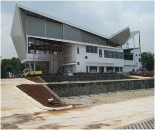 IPS Indonesia Project Marketing Office Sentul City