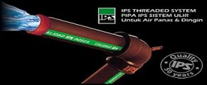 IPS IPS PPH Sistem Ulir or Threaded System